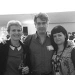 Marianelli, Portman and IFMCA member Eleni Mitsiaki