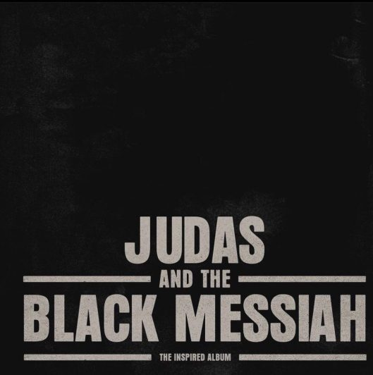 Image result for Judah And The Black Messiah soundtrack