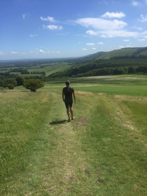 South Downs Way 100 2017 - SDW 100