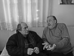 Γιώργος Ακοκαλίδης – Τάσος Αποστολίδης: Το έπος έγινε εικονογραφήγημα