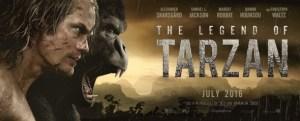 Ο Θρύλος του Ταρζάν -The Legend of Tarzan