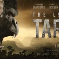 Ο Θρύλος του Ταρζάν -The Legend of Tarzan (7 Ιουλίου)