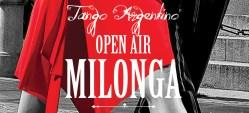 OPEN AIR MILONGA