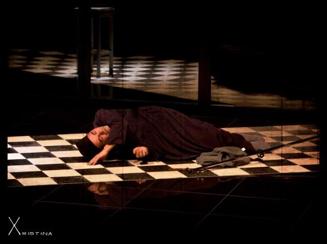 «Ήλιος με δόντια» του Γιάννη Μακριδάκη Μικρό Θέατρο Μονής Λαζαριστών