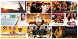 Αφιέρωμα : Σινεμά στο Πιάτο