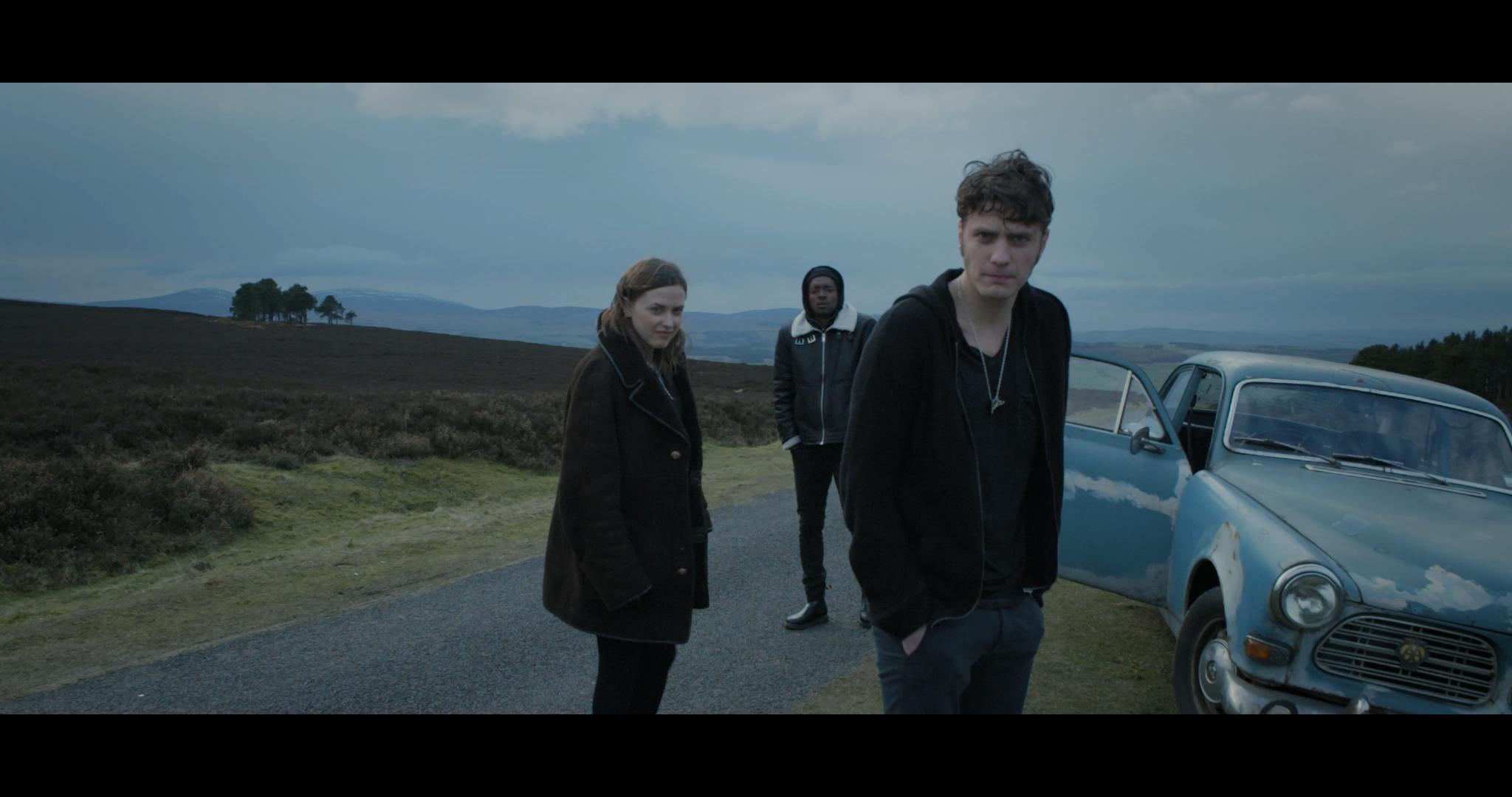 Burning Men (l-r) Elinor Crwley as SUSIE, Ed Hayter as RAY, Aki Omoshaybi as DON, moors1 Still053.jpg
