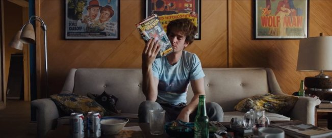 Diving Into The Lake Deconstructing Under The Silver Lake Filmotomy