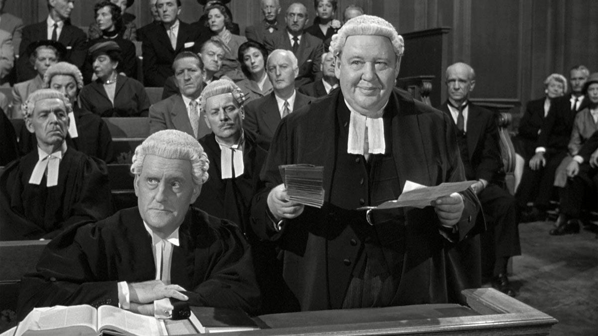1957 in Film: Witness for the Prosecution   Filmotomy