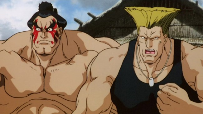 1994 In Film Street Fighter Ii The Animated Movie Filmotomy