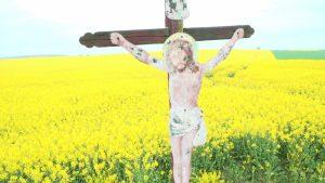 Řepka olejná a Ježíš Kristus z filmu Selský rozum