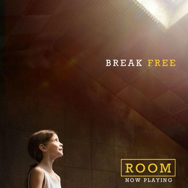 Neuvěřitelné herecké výkony, silný psychologický příběh, drama ostré jako břitva. To je film Room, který uvádí Filmové OKO Havlíčkův Brod