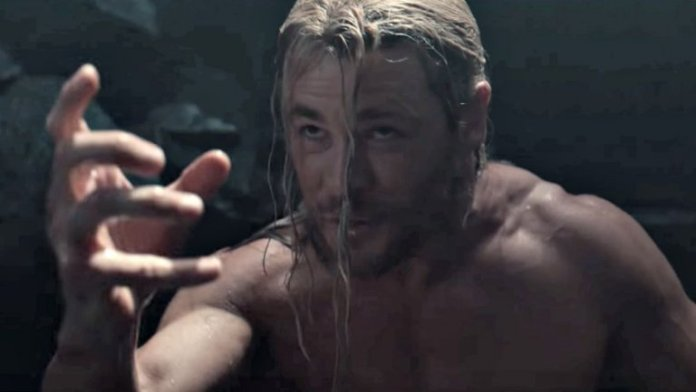 Thor in Age of Ultron deleted scene