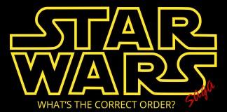 Star Wars Movie Correct Order