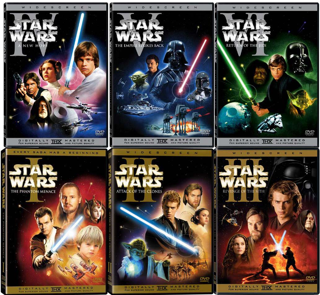 Correct order to watch Star Wars Movies | Film-O-Verse - photo#1