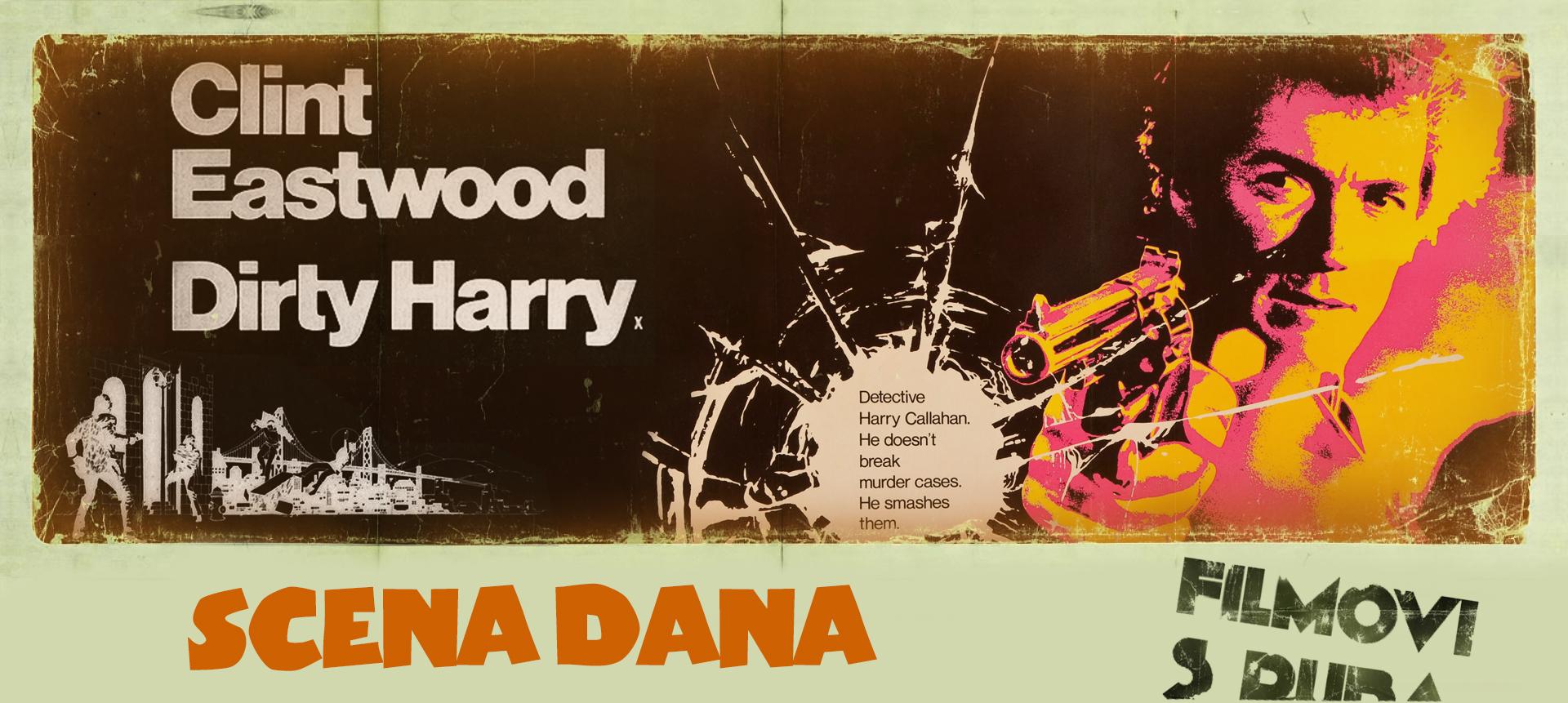 SCENA DANA – Dirty Harry (1971)