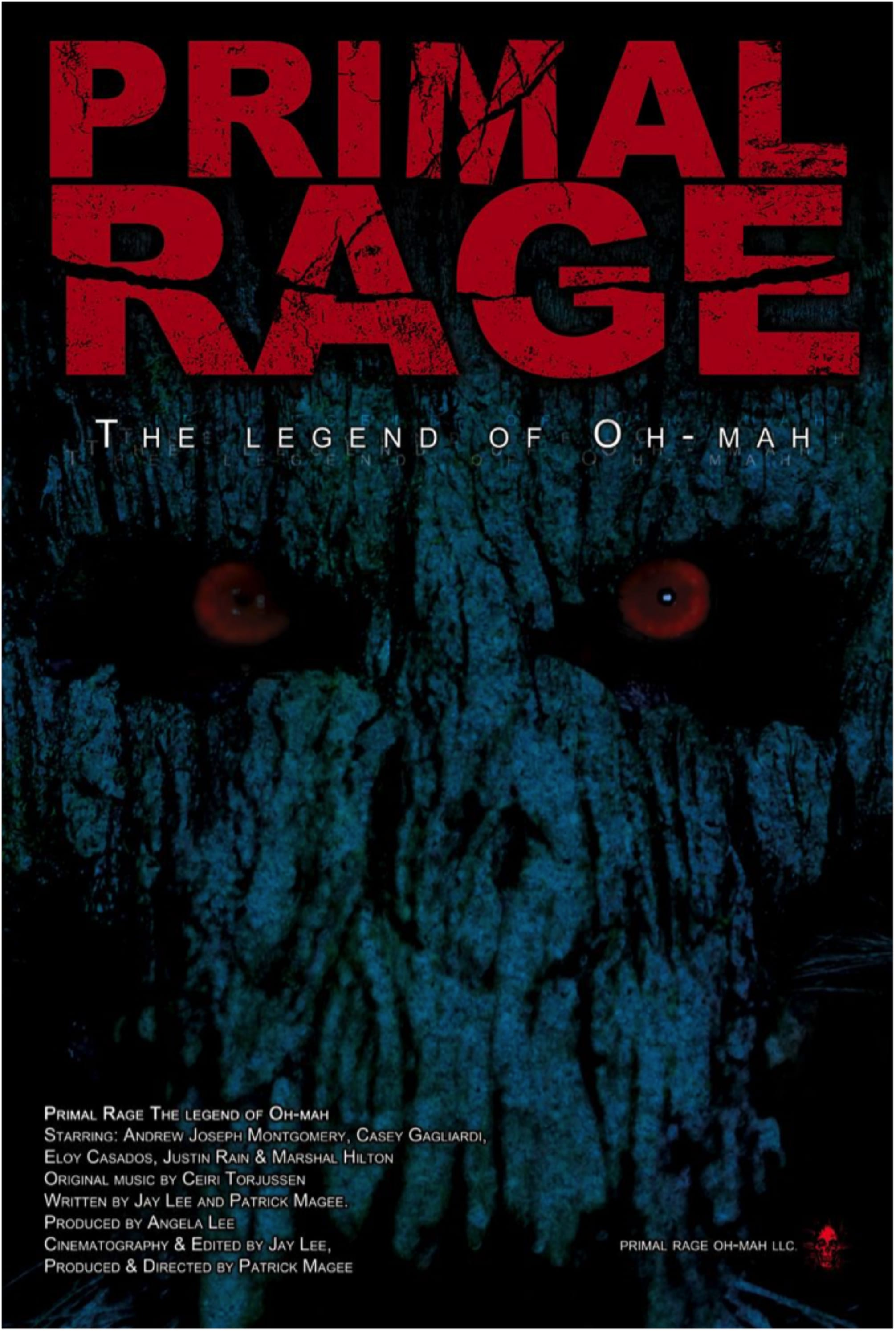 Primal Rage: The Legend of Oh-Mah (2016)