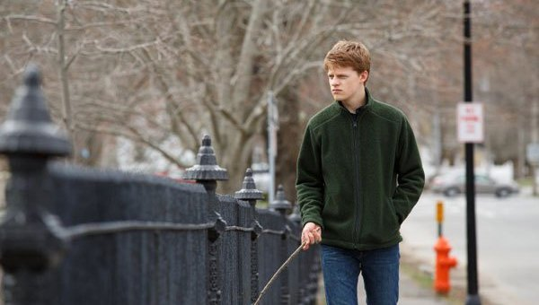 Interview with 2017 Oscar Nominee Lucas Hedges of 'Manchester by the Sea'