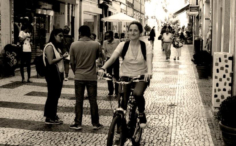 I like to ride my…