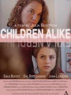 6. Children Alike poster
