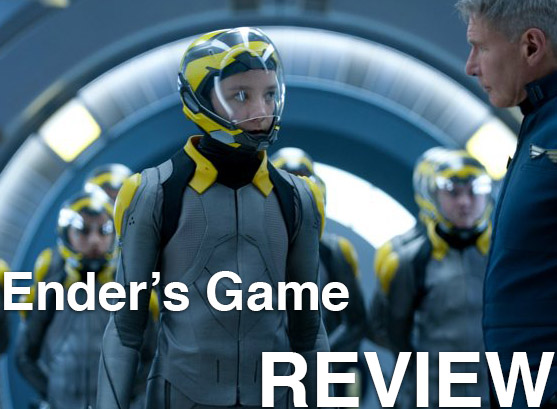 Podcast: Episode 91 ENDER'S GAME Review | Film Pulse