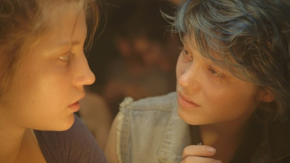 Seydoux and Exarchopoulos