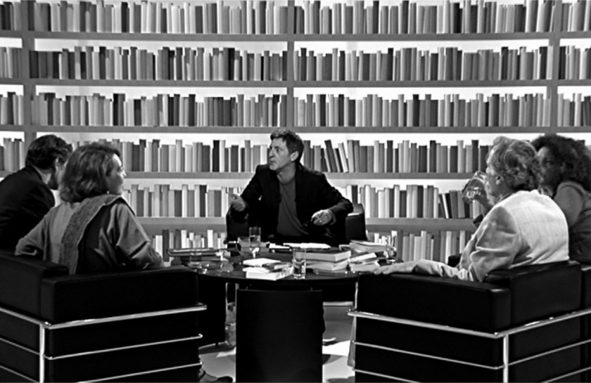 Environments constructed to keep the world at bay (© 2004 Les Films du Losange, Wega-Film, Bavaria-Film, BIM Distribuzione)