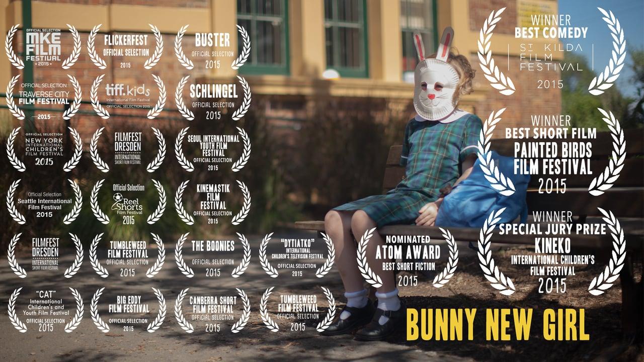 Bunny New Girl Short Film Trailer On Film Shortage