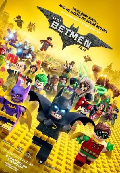 LEGO BETMEN FILM