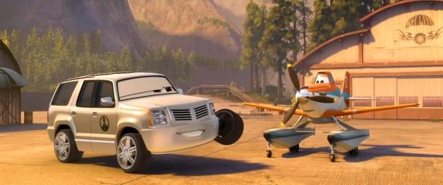 Planes - Fire & Rescue 3