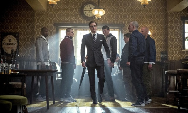 Kingsman - The Secret Service 2