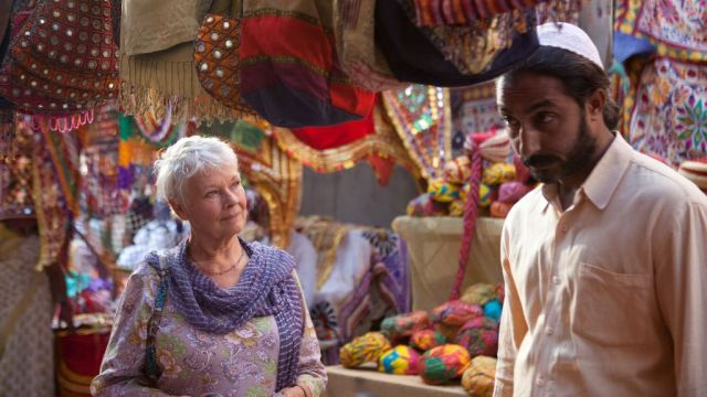 The Best Exotic Marigold Hotel 3