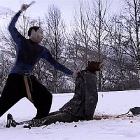 OCTOBER HORROR PARTY REVIEW #13:  Død snø (Dead Snow) (2009) – dir. Tommy Wirkola