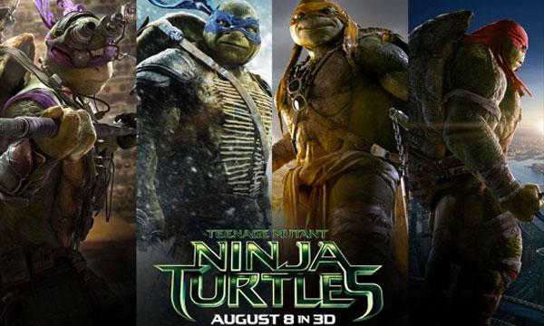 Review Teenage Mutant Ninja Turtles 2014 Filmsnobreviews