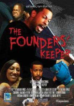The Founders' Keeper Cover