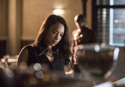 Candice Patton as Iris West - The Flash