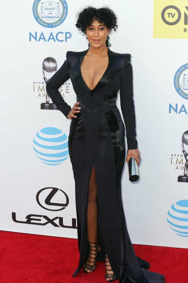 Tracee Ellis Ross - 2016 NAACP Image Awards
