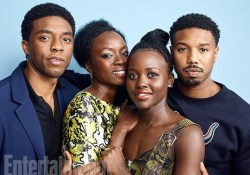 'Black Panther' Cast