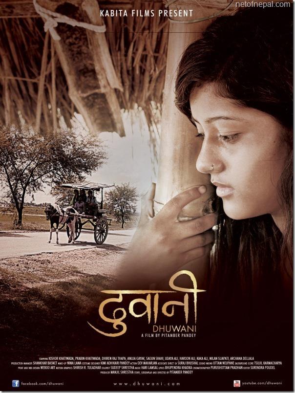 dhuwani - poster 1