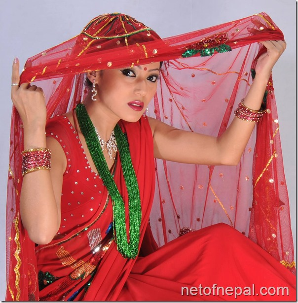 harshika shrestha photo shot