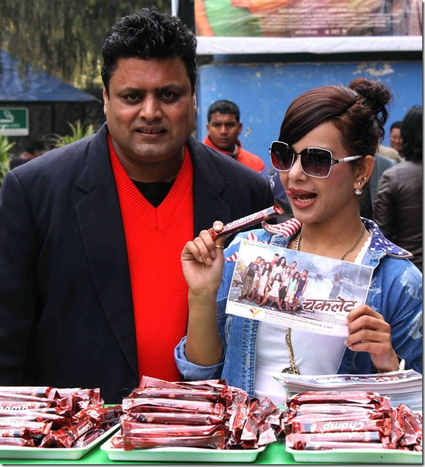 nirmal sharma and poojana pradhan
