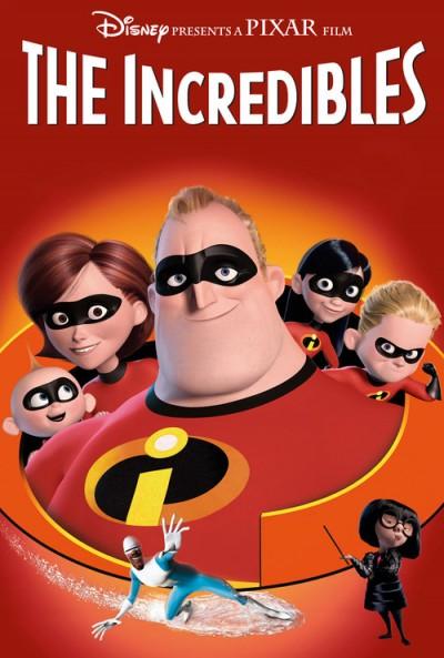 Poster do filme Os Incríveis