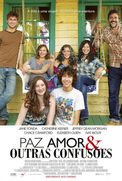 Poster do filme Amor e Outras Confusões