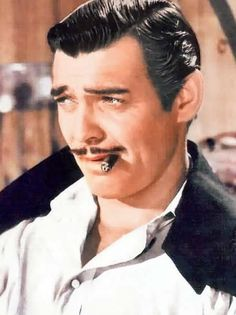 Clark Gable - the King?
