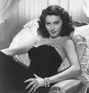 AVA GARDNER - Far from perfect but drop dead gorgeous.