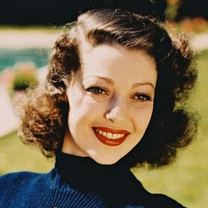 LORETTA YOUNG - A good Catholic girl?