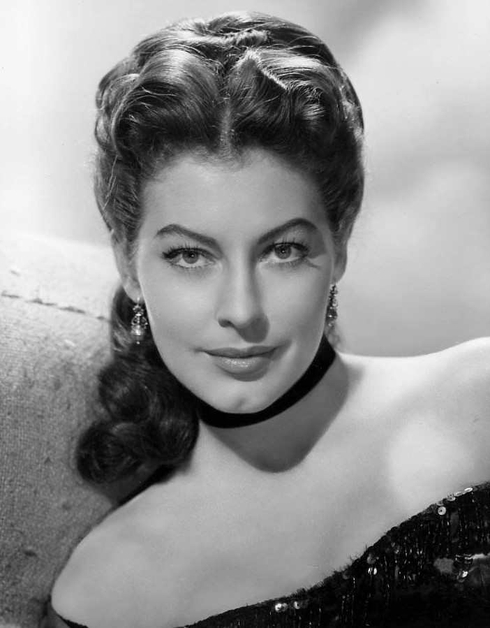 The many loves of Ava Gardner.