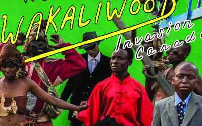 The Laser Blast Film Society presents WELCOME TO WAKALIWOOD for ONE NIGHT ONLY