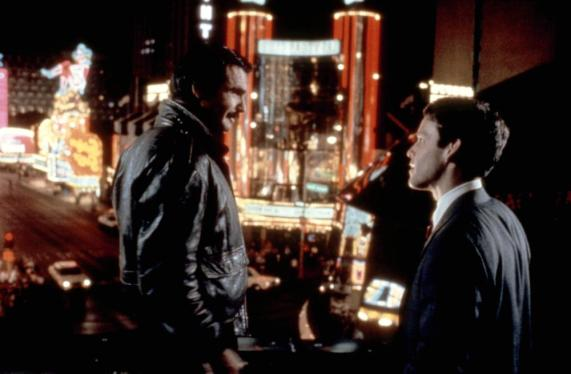 HEAT, Burt Reynolds, Peter MacNicol, 1986, (c)New Century Vista Films
