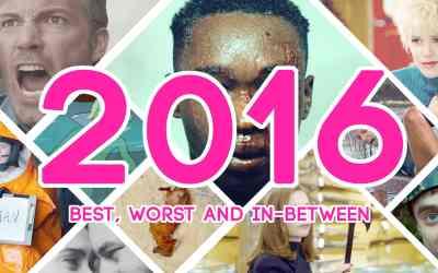2016: Best, Worst and In-Between