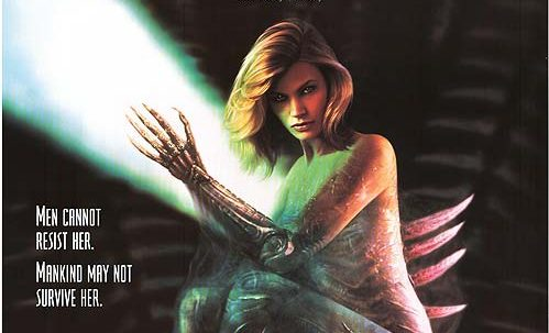SPECIES (1995) – A Man Faces his Fears